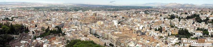 Granada's Panoramic (II)